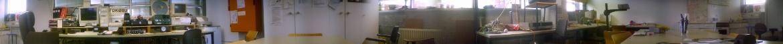 360-Grad-Rundumblick im Clubraum der AKAFUNK