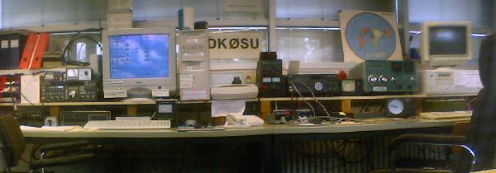 Die Clubstation DK0SU
